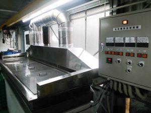 トリクロロエチレン洗浄装置