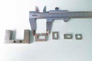 Permalloy lamination parts